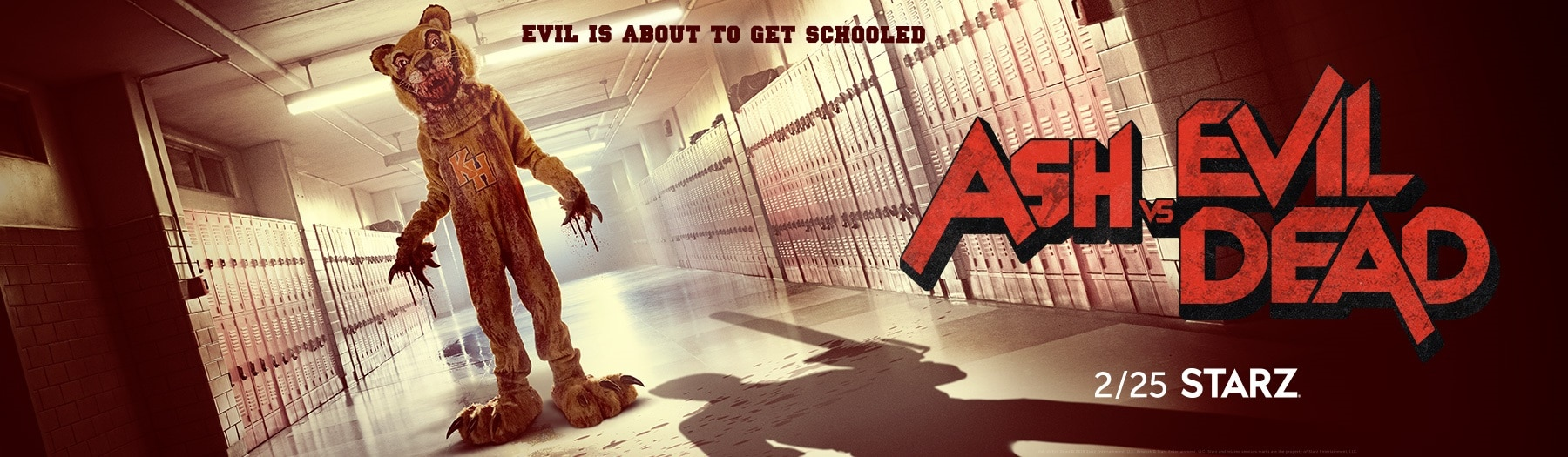 EDS3 NYCC B 1800x525 - Meet Ash's Daughter in First Look at Ash vs Evil Dead Season 3!