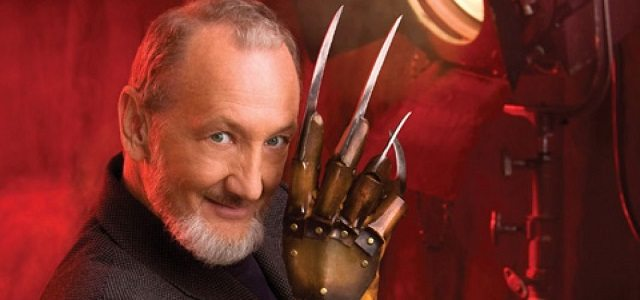 FreddyEnglund - Robert Englund Says He's Too Old To Play Freddy Again