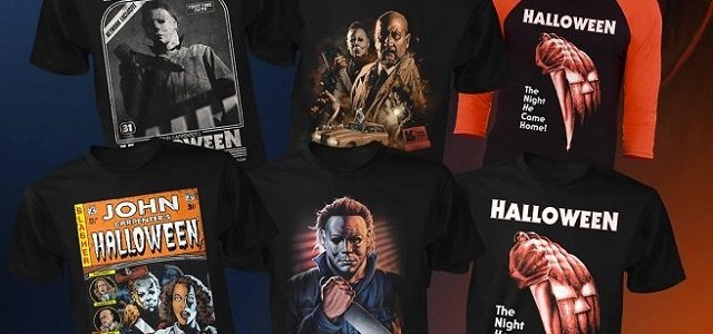 Fright Rags New John Carpenter's Halloween Collection is
