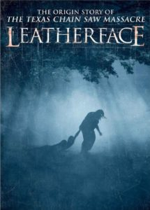 Leatherface 215x300 - Horror Box Office – OPENING THIS WEEK: October 20, 2017