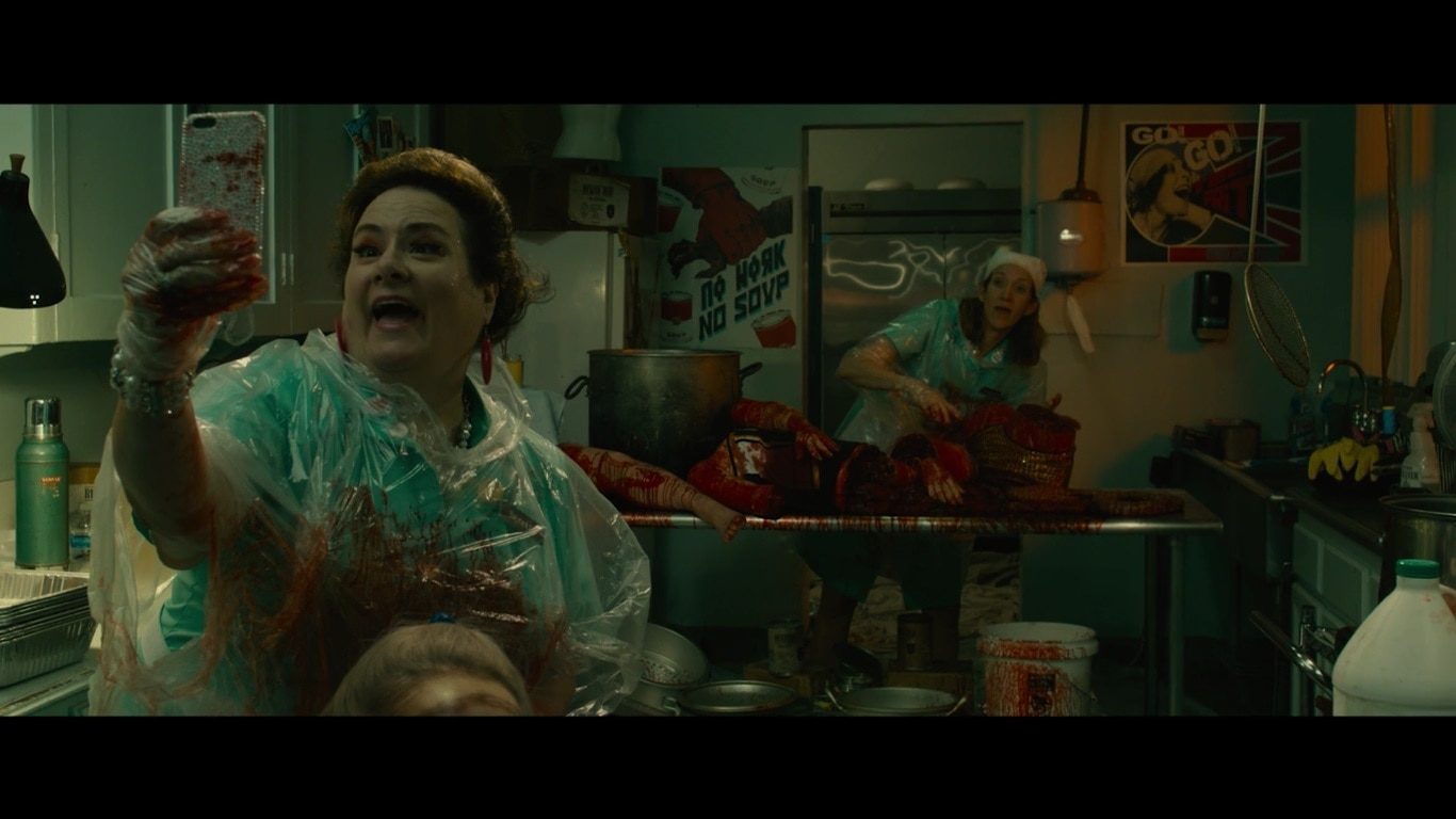 LunchLadies3 - Johnny Depp is Behind the Madness of Killer Short Lunch Ladies... Sort of