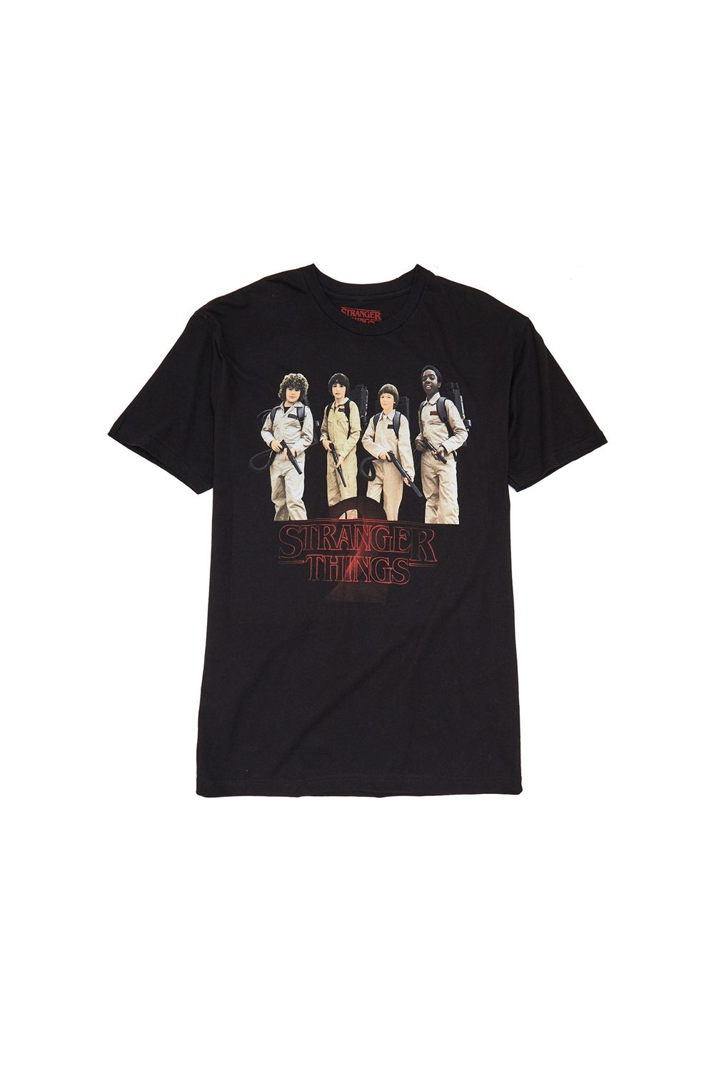 Mens Apparel Stranger Things Teaser Tee - New Stranger Things Season 2 Merchandise on the Way as BoxLunch Teams with Netflix