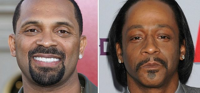 Mike Epps and Katt Williams - Mike Epps and Katt Williams Spoof Fright Night With The House Next Door