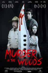 Murder in the Woods Poster 198x300 - Exclusive: Danny Trejo Brings the Pain in This Murder in the Woods Teaser Trailer