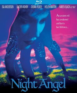 Night Angel aka Deliver Us from Evil 1990 247x300 - DVD and Blu-ray Releases: October 24, 2017