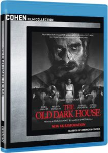 Old Dark House The 1932 212x300 - DVD and Blu-ray Releases: October 24, 2017
