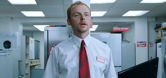ShaunoftheDeadFI - Simon Pegg Wrote a Treatment For Shaun of the Dead 2 Aka From Dusk Till Shaun