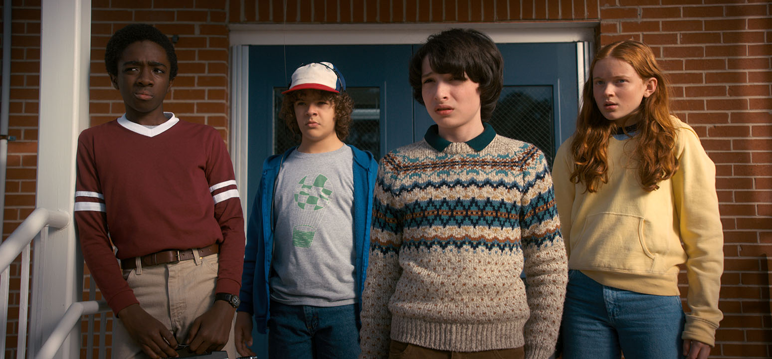 "StrangerThings2x2 - Stranger Things 2 Ep. 1: ""Mad Max"""