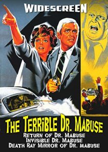 Terrible Dr. Mabuse Collection The 213x300 - DVD and Blu-ray Releases: October 24, 2017