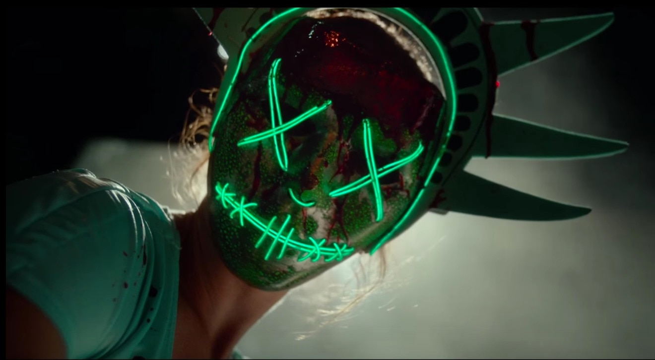 The Purge Election Year - Producer Jason Blum Talks In-Depth About Upcoming TV Series Based on The Purge