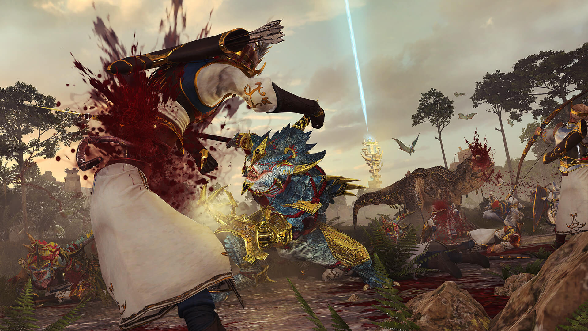 Zombies Wallpaper 1920x1080 Total War: Warhammer I...