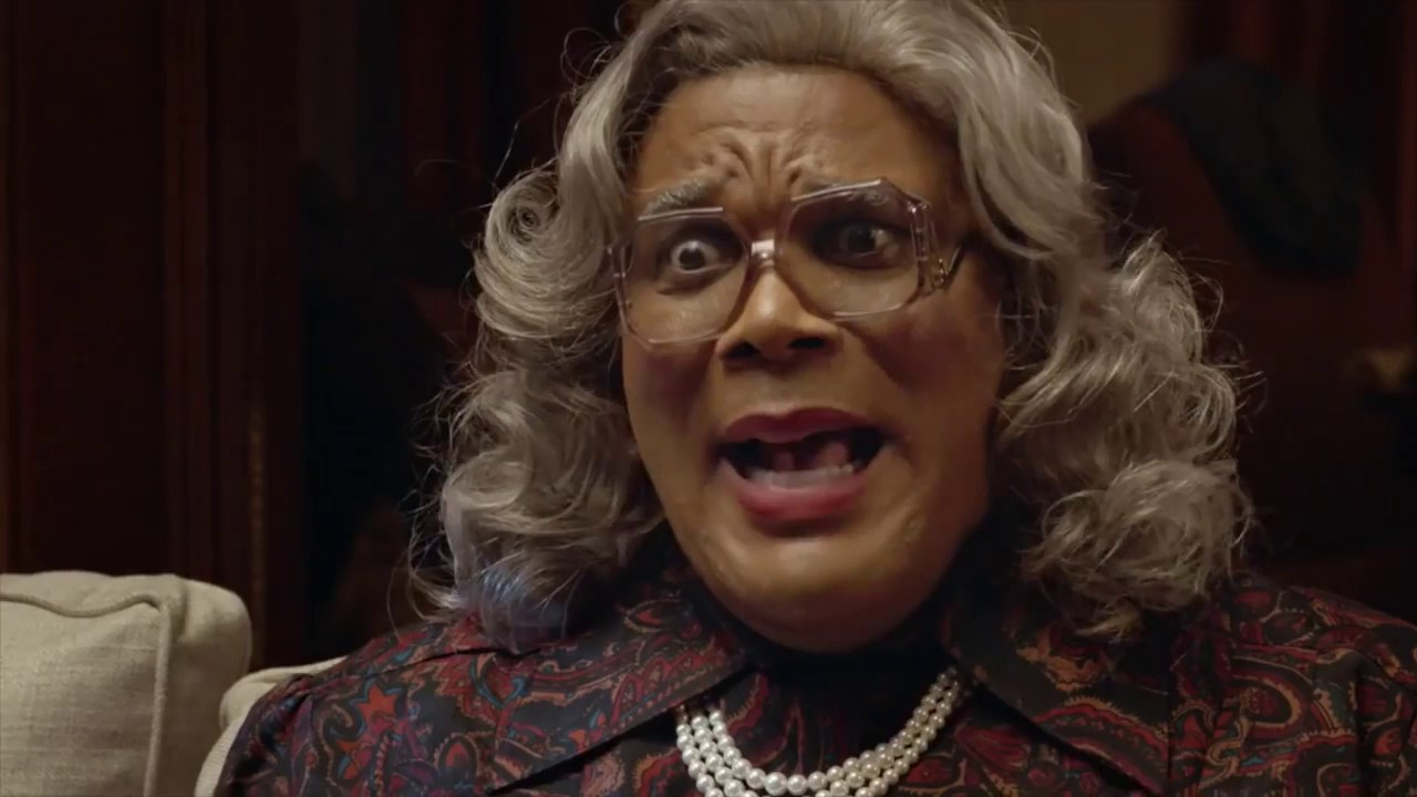 The Latest Boo! 2: A Madea Halloween Poster Proves We Are All ...