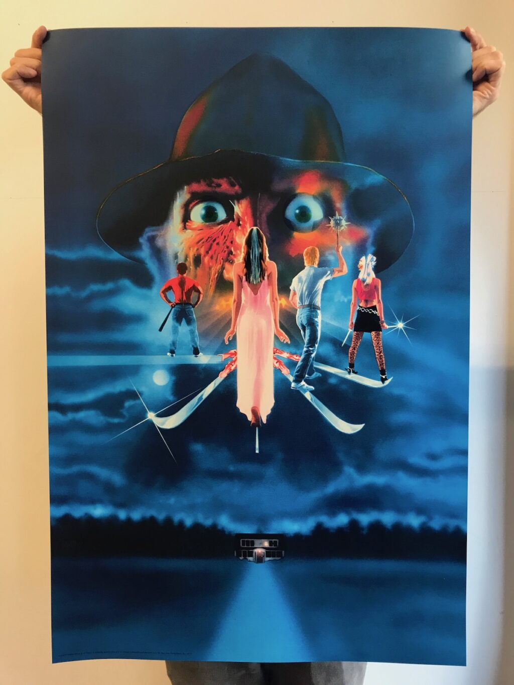bottlenecknoes3 2 1024x1365 - Exclusive: Bottleneck Gallery Reveals NYCC Art Prints Including Friday the 13th and Nightmare on Elm Street 3