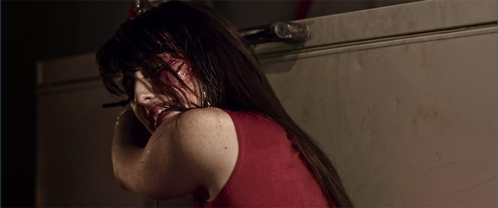 chantelle chained in the basement - Exclusive: Breaking Glass Releasing Cannibal Horror Film K-Shop in North America; New Trailer, Stills, and More!