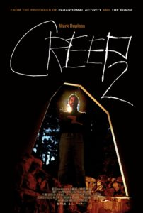creep2poster 202x300 - Creep 2 Telluride Horror Show Review: A Hilarious, Terrifying Sequel That Outshines Its Predecessor
