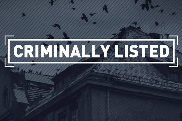 criminally listed - Exclusive: Criminally Listed Talks True Crime, Cannibals, Demonetization