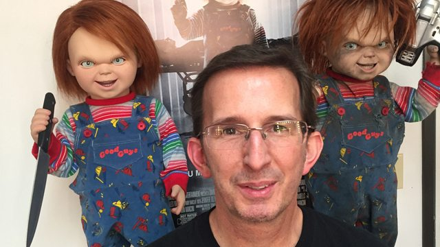 cult of chucky bts s - Cult of Chucky - FX Designer Tony Gardner Speaks! Exclusive Behind-the-Scenes Video and Images!