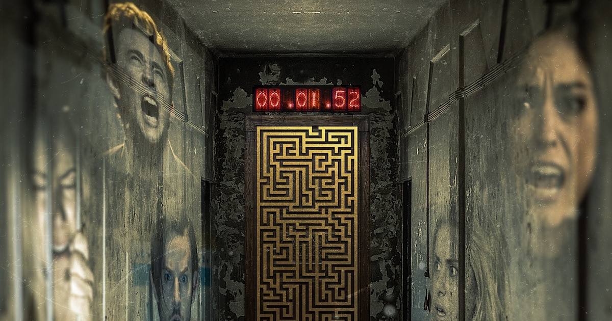 escaperoombanner - Exclusive: Can You Solve the Sphinx's Riddle in This Escape Room Clip?