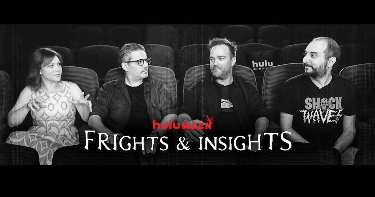 frightandinsightsbanner - Hulu Launches Frights and Insights Series Led By Our Own Rob Galluzzo