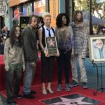 georgearomerowalkoffame 4 150x150 - Event Report: George A. Romero Posthumously Receives Star on the Walk of Fame