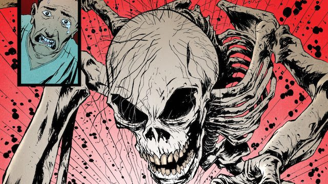 hungryghostsissue1 banner - Anthony Bourdain Has Set His Eyes on Horror Comics With The Hungry Ghost!