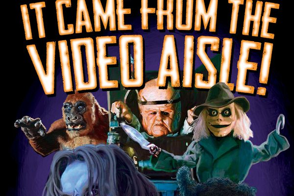 it came - It Came from the Video Aisle! Inside Charles Band's Full Moon Entertainment Studio (Book)