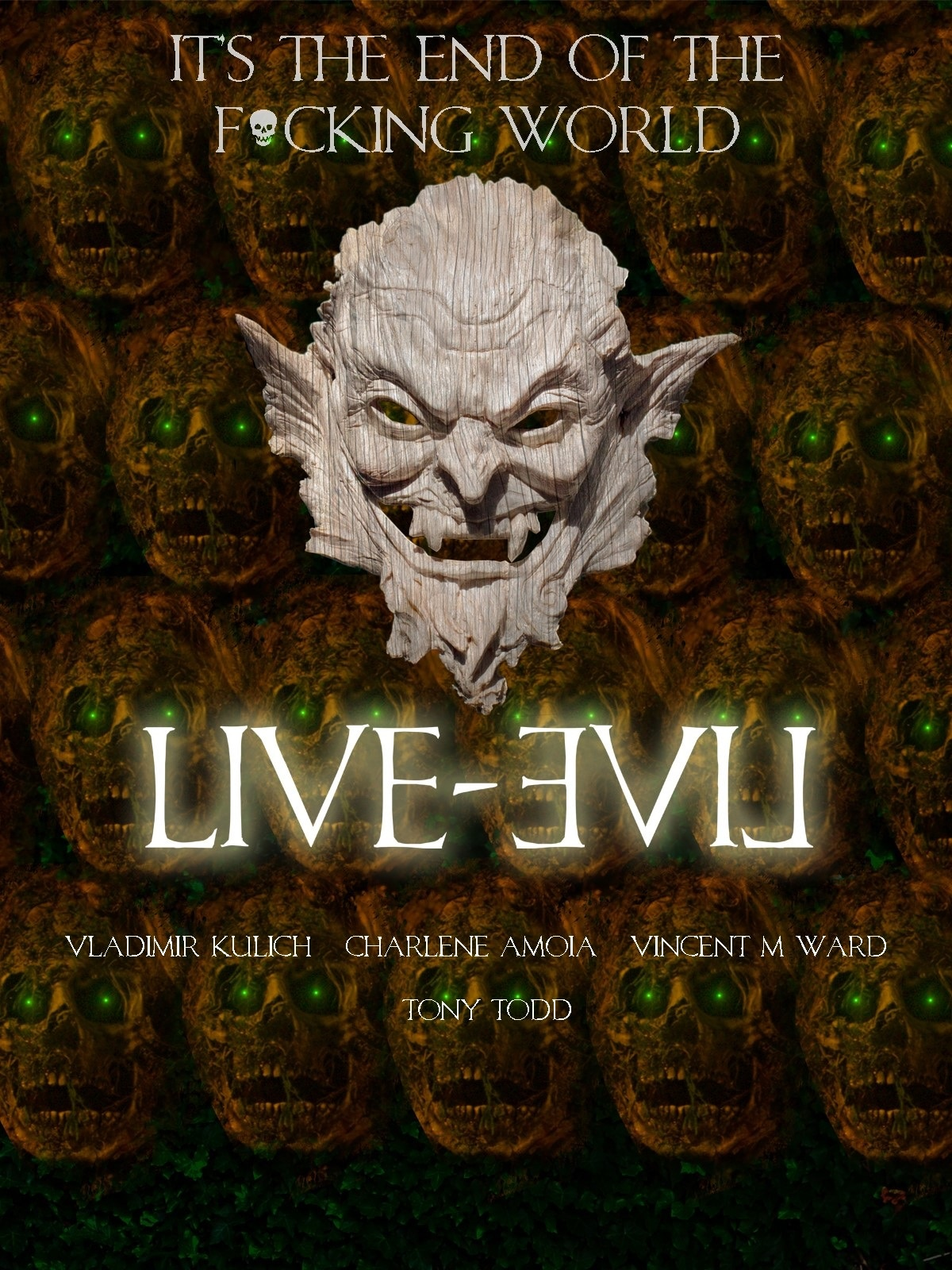 leposter - Live-Evil Clip Debut: There's Something Spooky in the Attic
