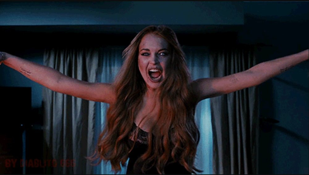 lindsaylohanscarymovie5 - Lindsay Lohan Didn't Want to Star in Weinstein's Scary Movie 5