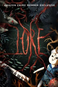 lore poster 200x300 - Amazon Orders Second Season of Horror Anthology Lore