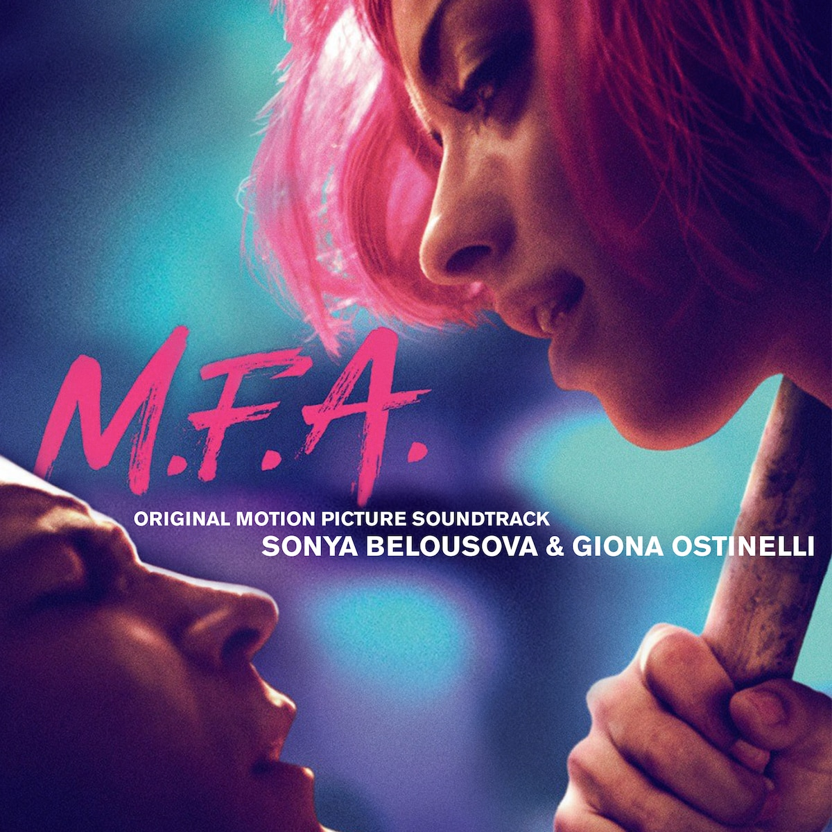 mfaoriginalsoundtrackcover - Exclusive: Feel the Pursuit With This M.F.A. Soundtrack Song Premiere