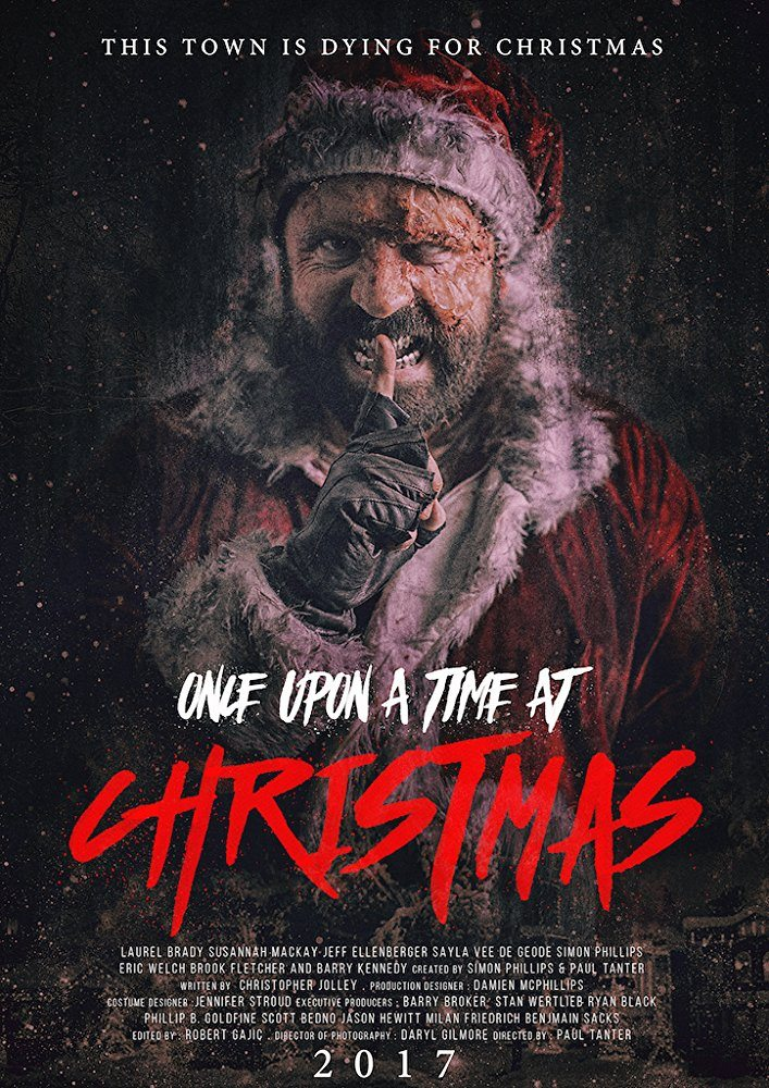 onceuponatimeatchristmasposter - Exclusive: Mr. and Mrs. Claus Go on a Rampage in the Once Upon a Time at Christmas Trailer