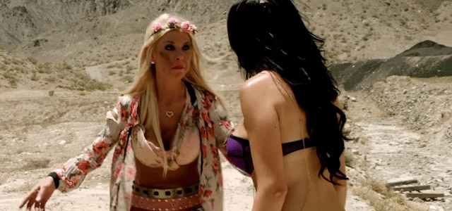 pbth - Check Out the Trailer for Party Bus to Hell Starring Tara Reid