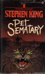 pet sematary 181x300 - Remake of Stephen King's Pet Sematary Begins Filming This May?