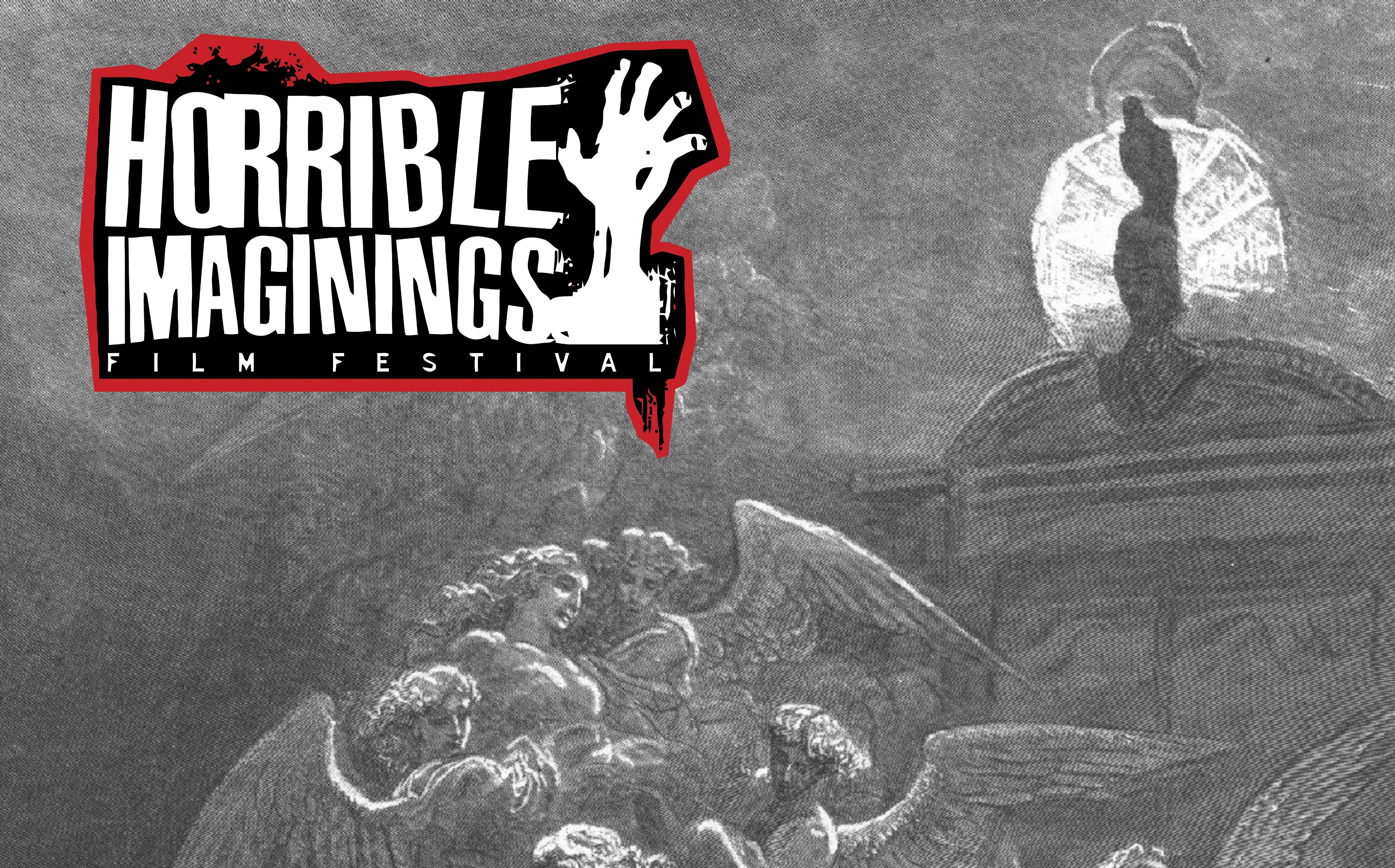 "raven banner - Horrible Imaginings Podcast 179: BONUS Storytime ""The Raven"" by Edgar Allan Poe"