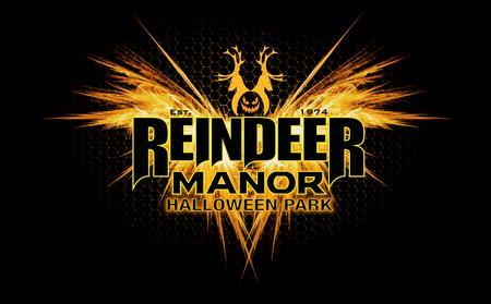 reindeer manor logo - Event Report: Reindeer Manor Halloween Park