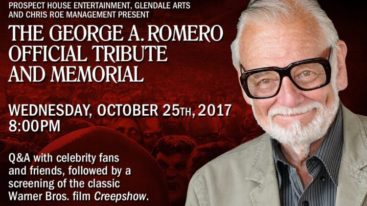 romero tribute 750x422 - The Los Angeles Day of Romero Officially Detailed