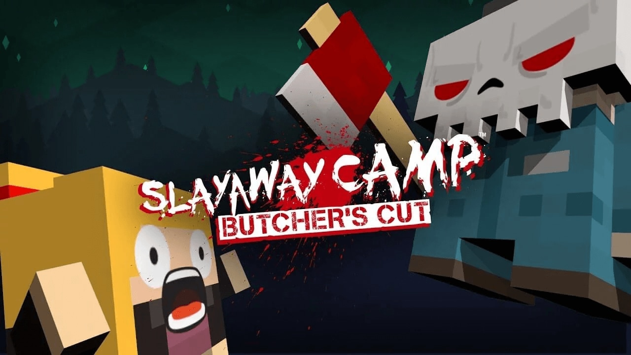 slayaway camp butchers cut 1 - Slayaway Camp: The Butcher's Cut (Video Game)
