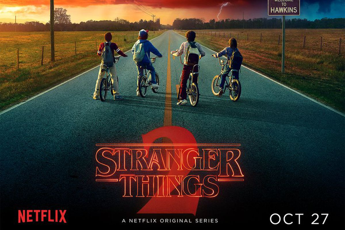 "strangerthings.0 - Stranger Things 2 Ep. 1: ""Mad Max"""