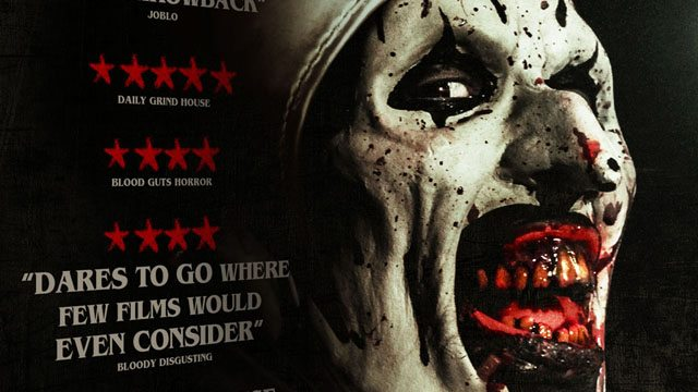 terrifier uks - Exclusive: UK's FrightFest to Show Terrifier and We've Got the Poster and Trailer; Coming Stateside via Dread Central Presents!