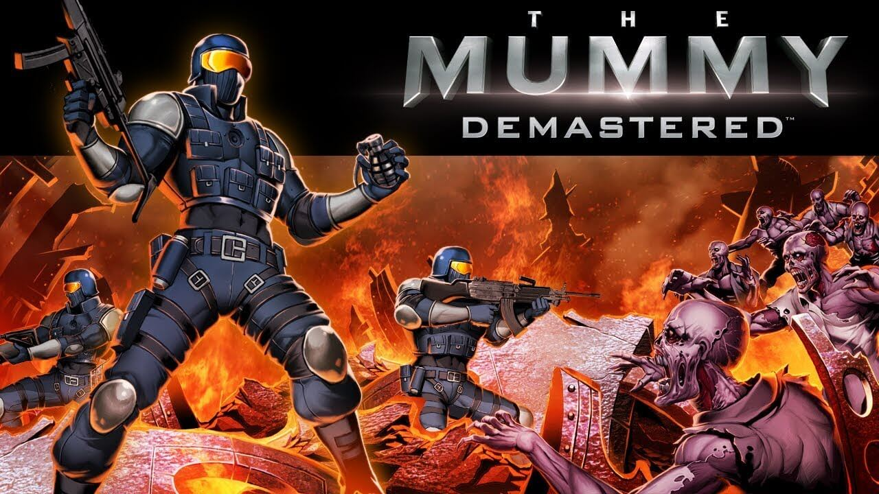 the mummy demastered release 1 - Return to the Dark Universe When The Mummy Demastered Launches On October 24