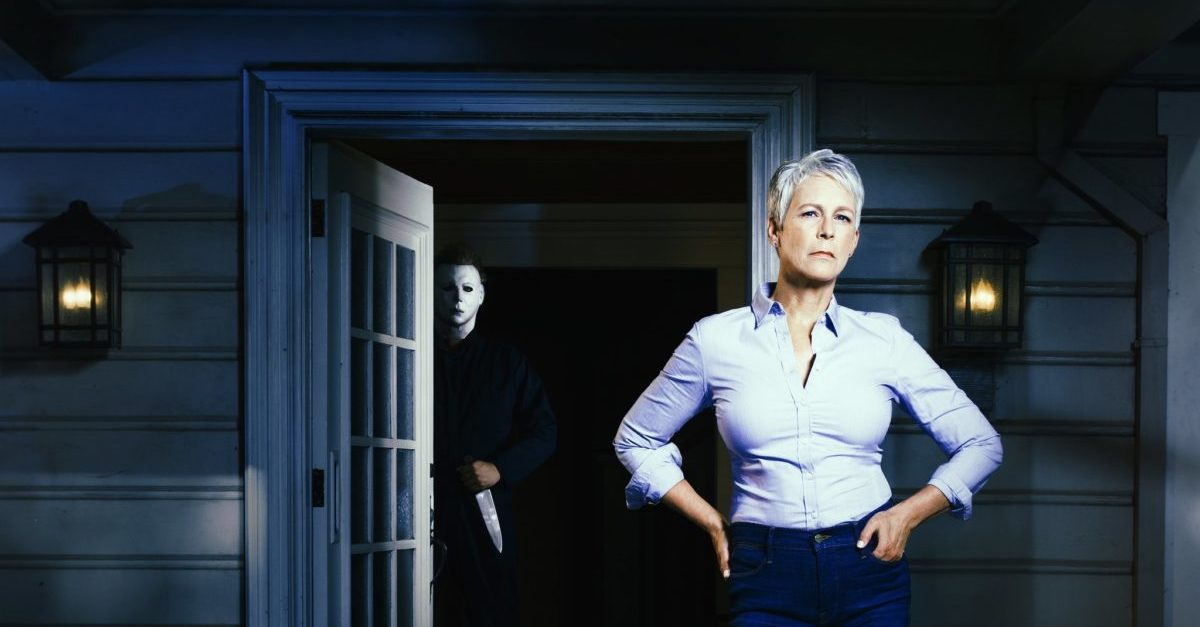 Jamie Lee Curtis Calls First 'Halloween' Sequel Trailer