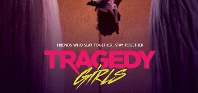 tragedy girls poster - Tragedy Girls Gets New Poster & Clip Starring Alexandra Shipp & Brianna Hildebrand