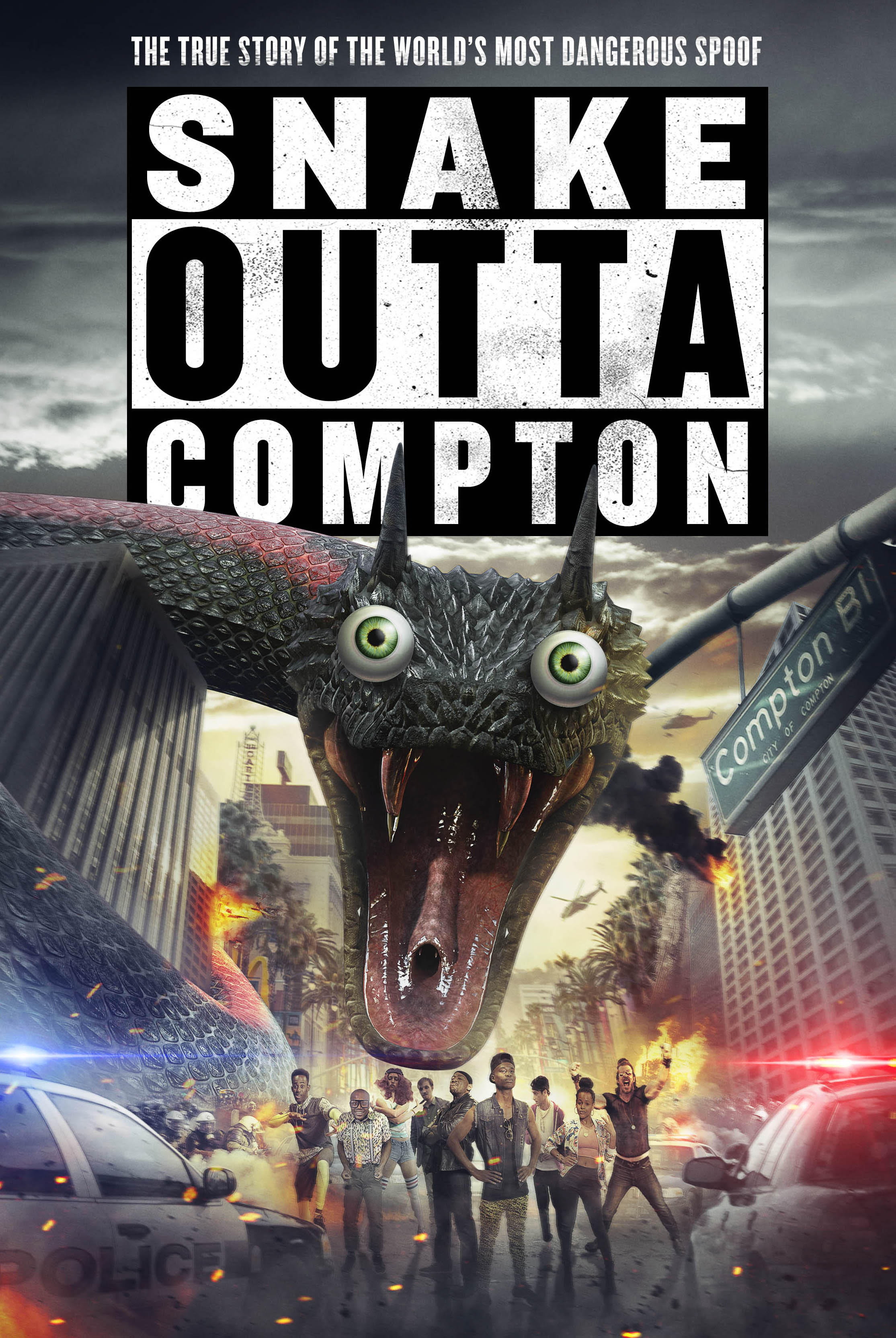 unnamed 2 - Snake Outta Compton Trailer Is an Utterly Ridiculous Delight