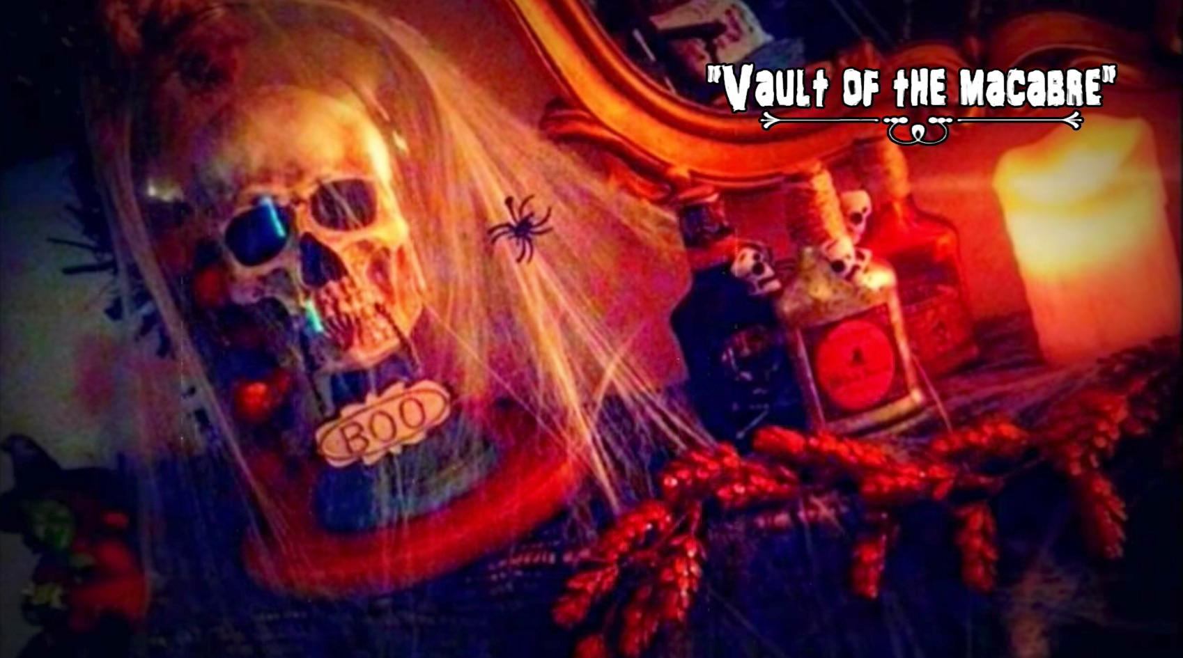 vault of the macabre - Watch as The Vault of the Macabre Opens - Featuring Clive Barker, Stephen Moyer, and Adam Baldwin! - Trick or Treat?