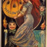 victorian halloween12 150x150 - Trick-or-Sweetheart: Halloween Was Oddly Romantic in Victorian Times