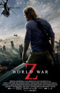 world war z poster 3 195x300 - WORLD WAR Z 2 May Be Gearing Up for a Massive 10-Month Long Shoot