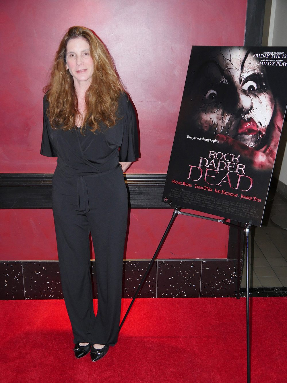 AmyWilliams - Rock Paper Dead Red Carpet Premiere in Hollywood