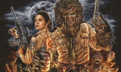 AnotherWolfcopFI 400x240 - Another WolfCop Gets Another Poster via The Dude Designs