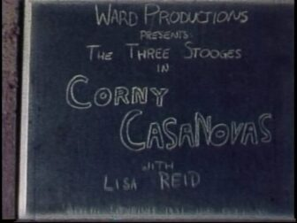 Corny Casanovas Title Screenshot 336x252 - Go Pre-Evil Dead with Scott Spiegel and Bill Ward's Super 8 Shorts - AVAILABLE NOW! Must Watch Videos Right Here!