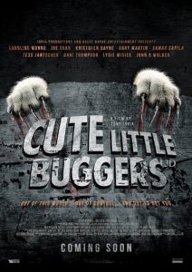 Cute Little Buggers 212x300 - Horror Box Office – OPENING THIS WEEK: November 3, 2017